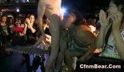 Cock mad cfnm girls go crazy at cfnm party