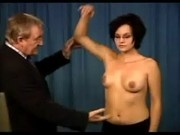 Dr Chris Steele demonstrates how to examine your breasts