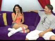 Casting Couch Teens - Priscilla Milan