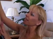 Nicole Moore Gets Her Pussy Licked And Fucked - DMilf