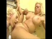 Jenna Jameson Wild blond slutty Lesbians
