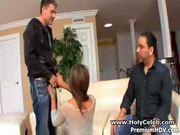 Divorce wife fuck by 2guys
