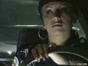 Nasty cop natasha dolling at vidz