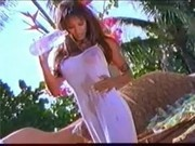 Tracy Bingham In Wet T-shirt