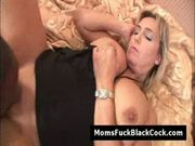 Big boobs mature blonde wanda loves black cock and cum