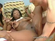 Hot Bitches Brown Sugar And Cookie Can Barely Hold Themselves From Fondling Each