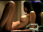 Thai Girl Fucked From Behind Cum To Ass In The Bathroom