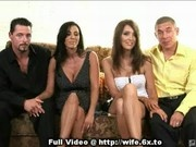 Wife Swap Cumshots