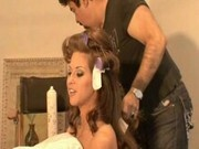 Behind the scenes of Internal Damnation with Rachel Roxx