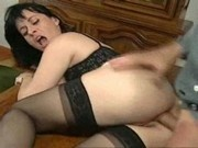 Elodie Cherie - stocking fuck