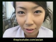 Asian Nurse Bondage