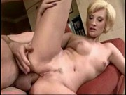 hot blond fucking very hadly in ass