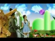 Fun Threesome From The Wizard Of Oz