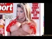 Sextape - Katie Price Jordan ( English glamour model)