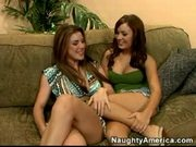 Diary Of A Nanny - Kayla Paige And Jaclyn Case