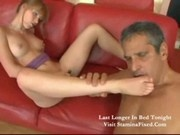 Marie McCray learned how to fuck