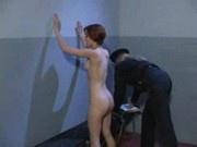 Innocent lady prisoner intrrogation by lady police