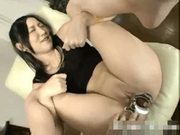 Asian gangbang