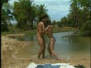 Chasey Lain having sex in Hawaii