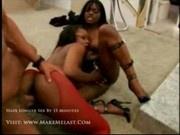 Jada Fire Vida Valentine Threesome