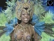 Solange Black Brazilian Slut Carnival