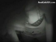 Sexy Night Vision Blowjob