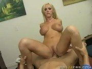 A Very Oral Interview with Nikki Benz - Big Tits at Work