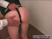 Spanked Milf