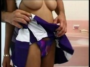 Lacey Duvalle cheerleader fucked