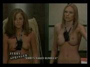 Nikki Sims Naked on Jerry Springer