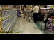Perverts in supermarket