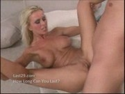 BLONDE MILF CANT HANDLE COCK