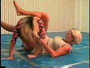 [flamingowrestlin ww 49 jill vs nicole - part 1