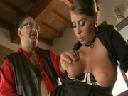 Farmer fucking with maid