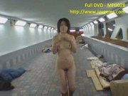 Sexy japanese girl public nudity contribution 28 mpd028