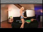 Robin - Blond sweetie sucked, fingered and fucked2
