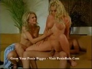 Jamie Brooks in a threesome