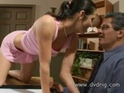 Perverted Schoolgirl Alicia Angel Passes Exams Giving Blowjo