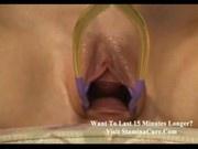 Brea masturbating