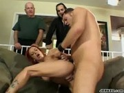 Shannon Barber Gets Her Holes Licked And Fucked - Handle My Wife
