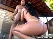 Lorena Loves Black Cock - Brazil Bang