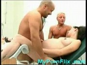 German pregnant wife groupsex and pissing