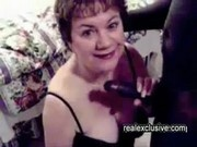 47 years Mom Loves big Black Cock ( and cum)