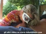 Italian Amateur Cuckolds Hubby - Sono troia non dirlo a mio marito 1