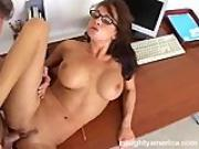 Tory Lane getting down and dirty