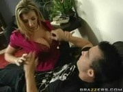 Dr Sara Jay teaches her Patient to fuck right - Doctor Adventures