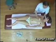 Her Sensual Massage 1