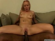Julie Night Wants A Big Black Cock In Her Ass - White Curvy Asses