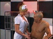 Brooke Haven Gives Nurse Hole Therapy