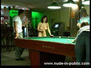 Jana strip in a private club 6